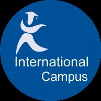 Logo International Campus png